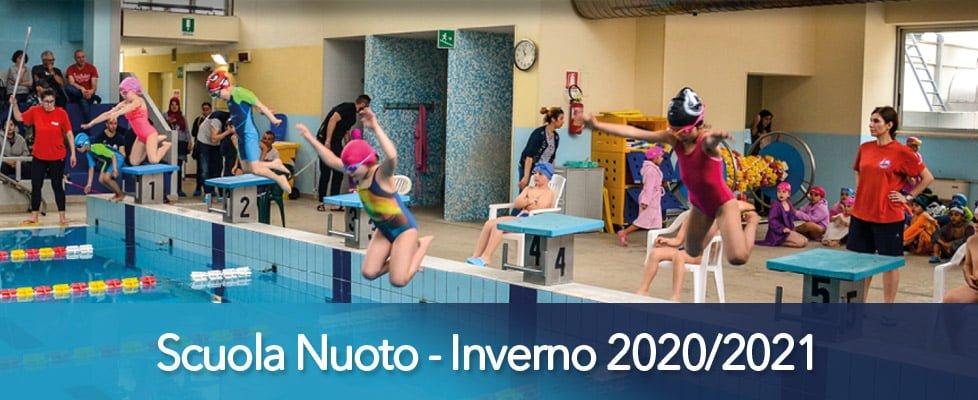 Scuola Nuoto – Inverno 2020